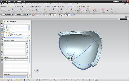 10.5 becken siemens nx 8 training