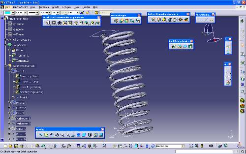 catia v5 – gsd – helix – connect curve