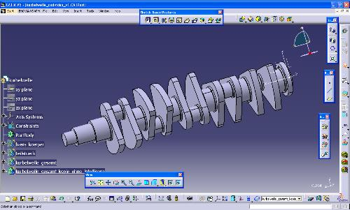 Catia V5 Methodik Multibody Copy Paste Special