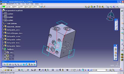 catia v5 – part design – 3d reference elements