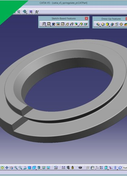 Videotutorial Siemens Nx 10 Spiral Cable Wolfgang