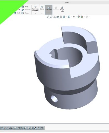 Videotutorial Autodesk Fusion 360 Part Design 4 2