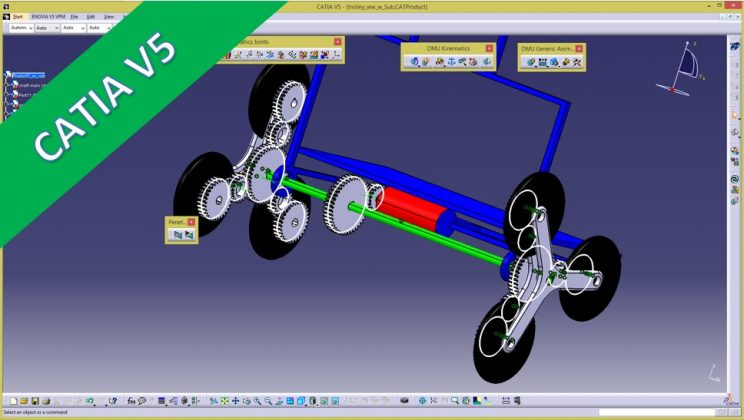 CATIA V5 / v6 – Seite 12 – wolfgang walden´s IT & CAD blog