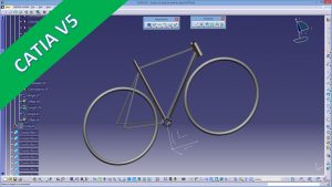 Videotutorial Catia V5 Gsd Bicycle Frame Quick