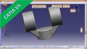 Videotutorial Catia V5 Methods Multi Body Housing