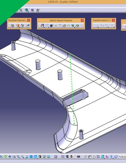 Videotutorial siemens nx 11 part design userwish for Copy cad