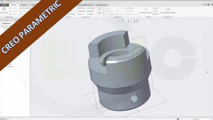 Videotutorial Creo Parametric Part Design Simple Rim