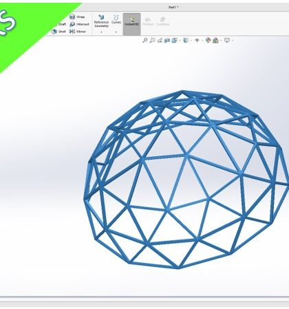 Videotutorial Solidworks 2017 Part Design Wire