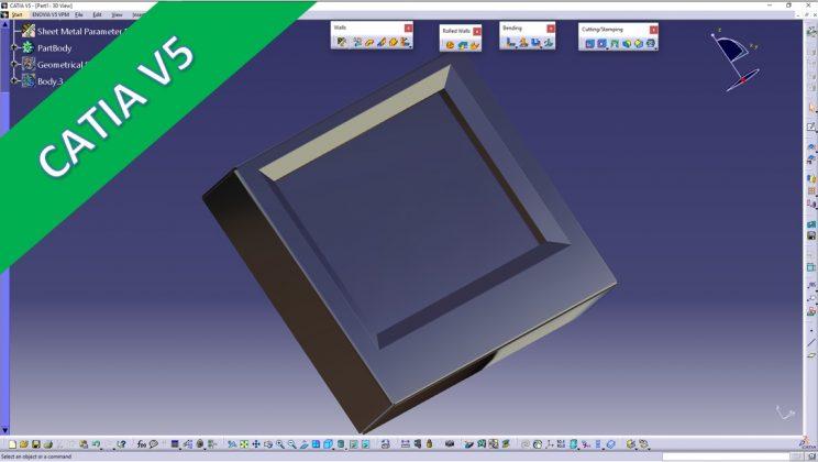 Autodesk Inventor Sheet Metal Bend Sheet Metal Bend